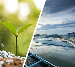 Water Treatment & Agriculture
